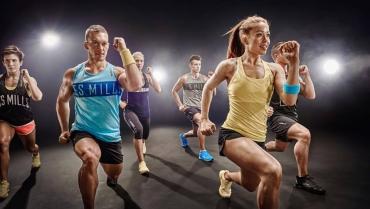 BODYATTACK™, l'allenamento cardiovascolare completo che migliora la resistenza