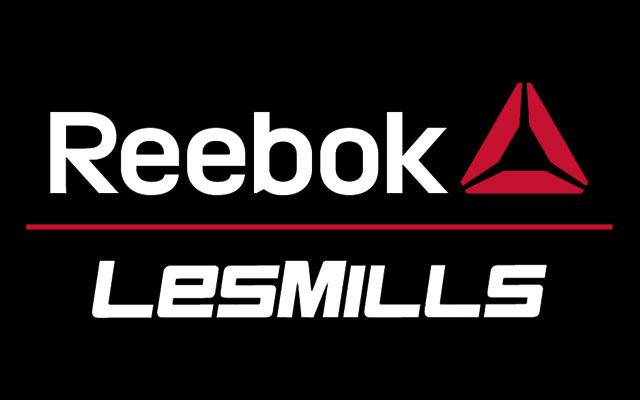 Logo Reebok Les Mills