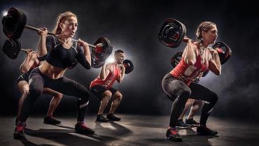 Squat e affondi: i consigli per eseguirli al meglio