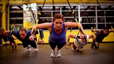 TRX: l'allenamento perfetto per potenziare e allungare i muscoli