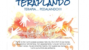 Sabato 11 febbraio pedaliamo per Teraplando