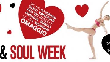 Love & Soul Week: festeggiamo San Valentino con tantissimi omaggi