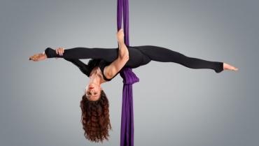 Alla scoperta dell'acrobatica aerea, una disciplina benefica per il corpo e per la mente