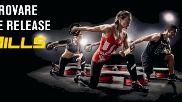 SAVE THE DATE: 29 – 30 giugno NEW RELEASE LES MILLS