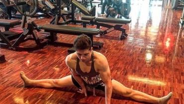 Mattia Salvatori, giovane atleta di ZONE al campionato italiano di Calisthenics & StreetWorkout