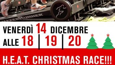 Christmas Race a City!