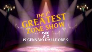 Locandina ZONE show