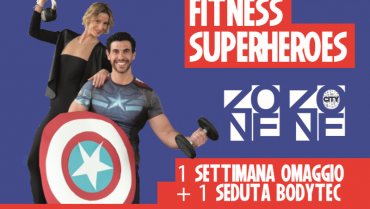 Fitness superheroes